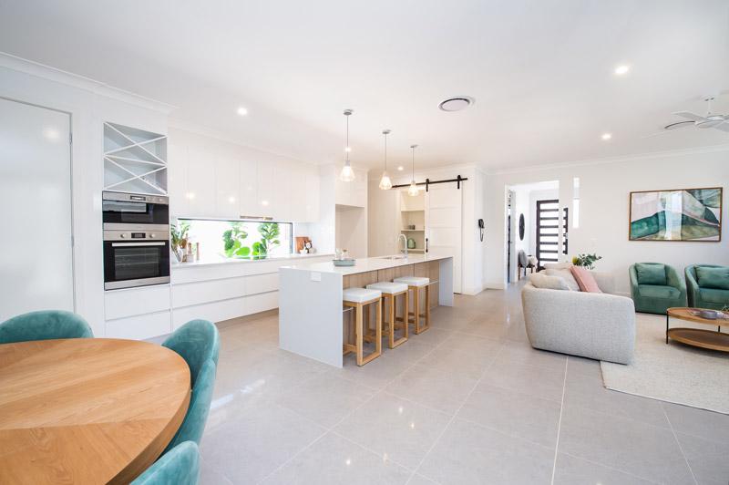 new davis floor plan design