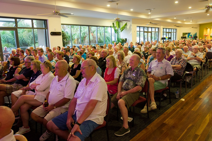 Village Green in Seachange - a New Stage in Over 50s Living