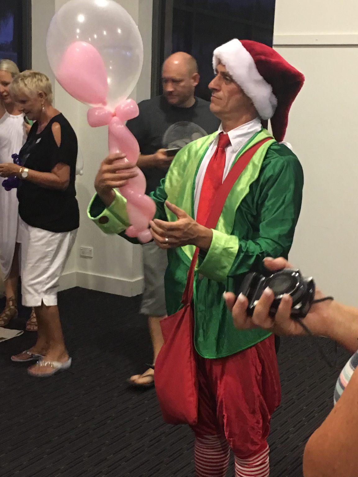 balloon-entertainer