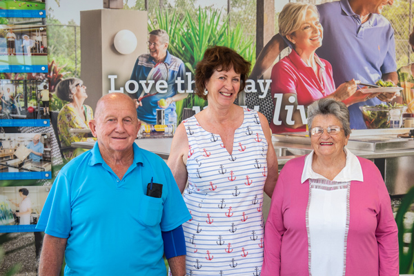 First residents move to Seachange Toowoomba