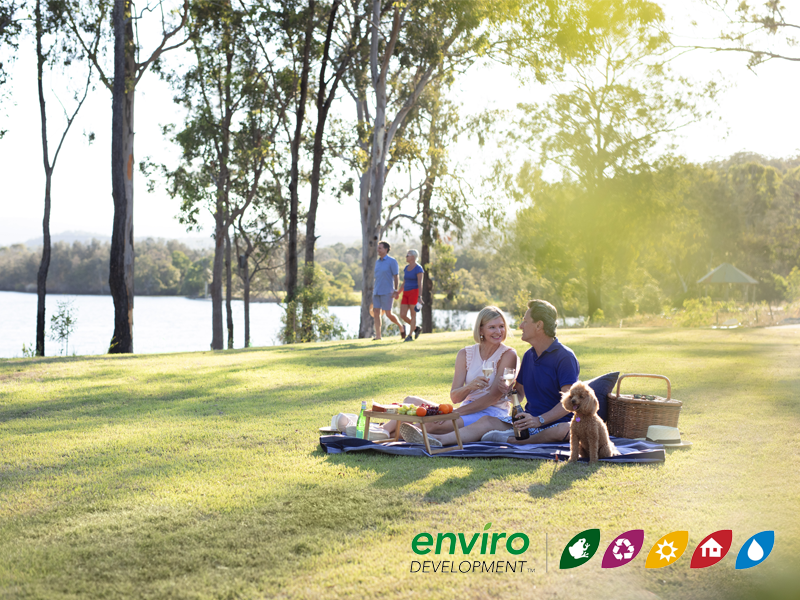 Did you know Seachange Riverside Coomera is environmentally